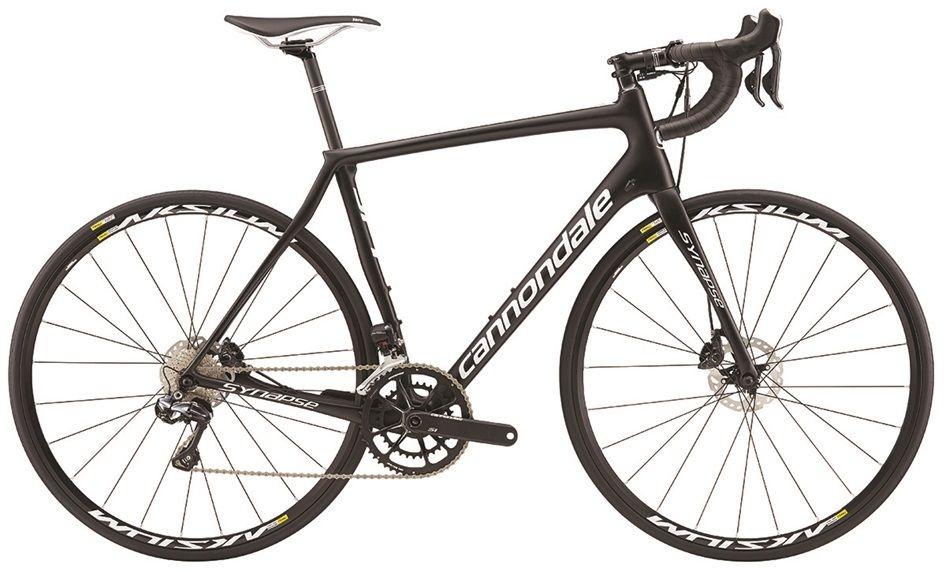Велосипед CannondaleШоссейные<br><br><br>year: 2016<br>цвет: зелёный<br>пол: мужской<br>уровень оборудования: профессиональный<br>рулевая колонка: Synapse Si, 1-1/4<br>вынос: Cannondale C2, алюминиевый сплав 7050, 31.8 мм, 6 °<br>руль: Cannondale C2 Compact, butted, алюминиевый сплав 2014<br>грипсы: Cannondale Grip Bar Tape Gel, 3.5 мм<br>передний тормоз: Shimano R785, диаметр ротора 140 мм<br>задний тормоз: Shimano R785, диаметр ротора 140 мм<br>тормозные ручки: Shimano R785 Di2<br>цепь: Shimano HG700<br>система: Cannondale HollowGram Si, hollow forged, OPI SpideRing, 50/34T<br>каретка: FSA BB30<br>педали: N/A<br>ободья: Mavic Aksium Disc, WTS<br>передняя втулка: Mavic Aksium Disc, Centerlock<br>задняя втулка: Mavic Aksium Disc, Centerlock<br>спицы: Mavic Aksium<br>передняя покрышка: Mavic Aksion WTS, folding, 700 x 28c<br>задняя покрышка: Mavic Aksion WTS, folding, 700 x 28c<br>седло: Fabric Spoon Shallow Race, Ti Rail<br>подседельный штырь: Cannondale C2, UD Carbon, Di2 Battery, 25.4 x 300 мм (48-51) 350 мм (54-61)<br>кассета: Shimano Ultegra 6800, 11-32, 11 скоростей<br>манетки: Shimano R785 Di2<br>рама: Synapse Disc, BallisTec Carbon, Di2 ready, Save Plus<br>вилка: Synapse Disc, Save Plus, BallisTec Carbon, 1-1/8<br>размер рамы: 22&amp;amp;quot;<br>материал рамы: карбон<br>тип тормозов: дисковый гидравлический<br>передний переключатель: Shimano Ultegra 6870 Di2, braze-on<br>задний переключатель: Shimano Ultegra Di2 6870 GS<br>количество скоростей: 22