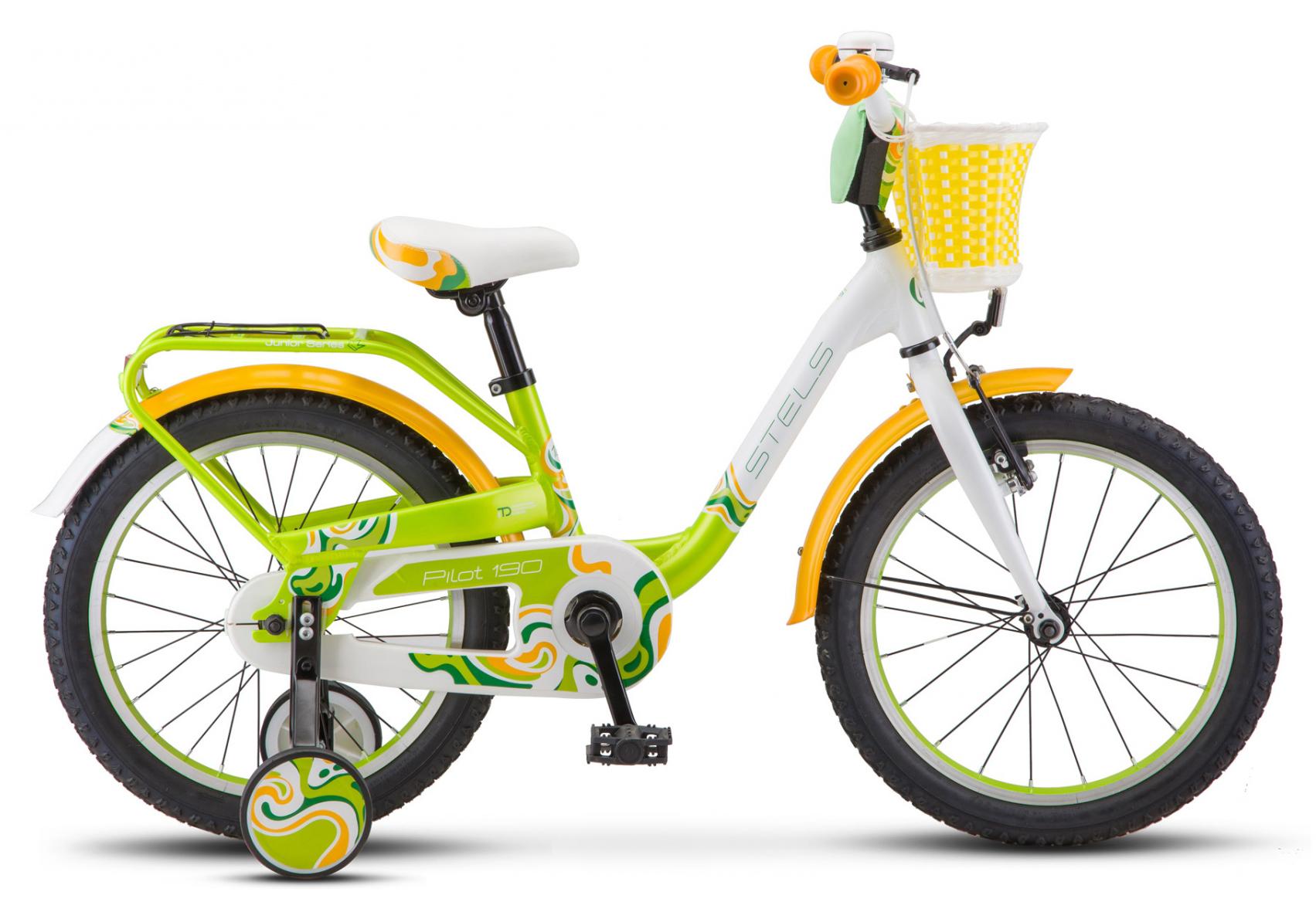 Велосипед Stels Pilot 190 16 (V030) 2019 цена