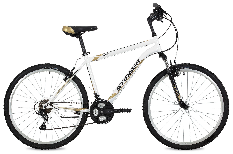 Велосипед Stinger Caiman 26 2018 велосипед stinger cruiser l 26 2016