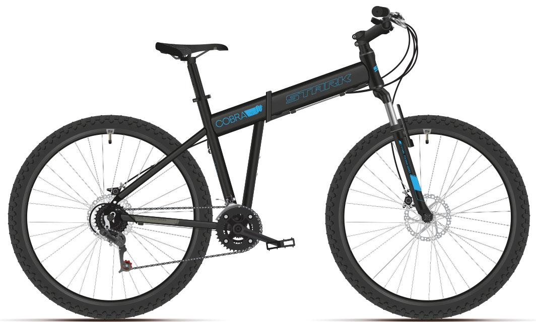 Велосипед Stark Cobra 29.2 D 2019 велосипед stark voxter race 2013