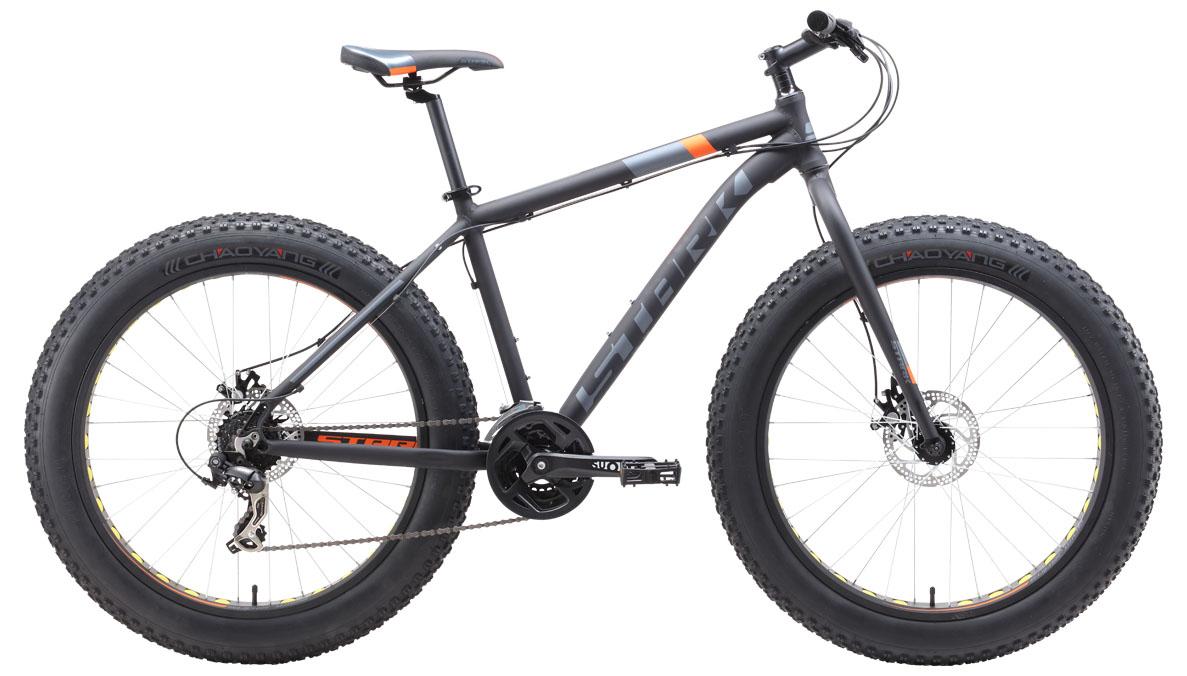 Велосипед Stark Fat 26.2 D 2019 майка борцовка print bar house stark