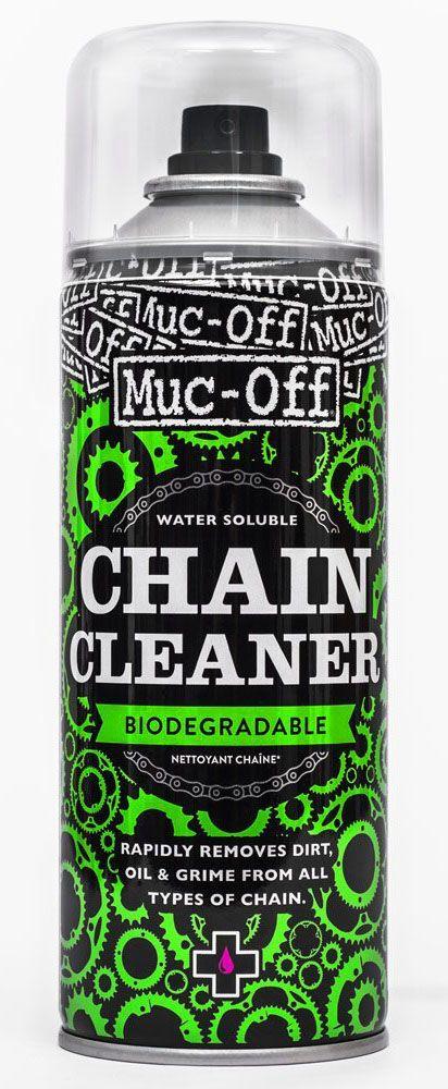 цена на Аксессуар Muc-Off Bio Chain Cleaner 400ml