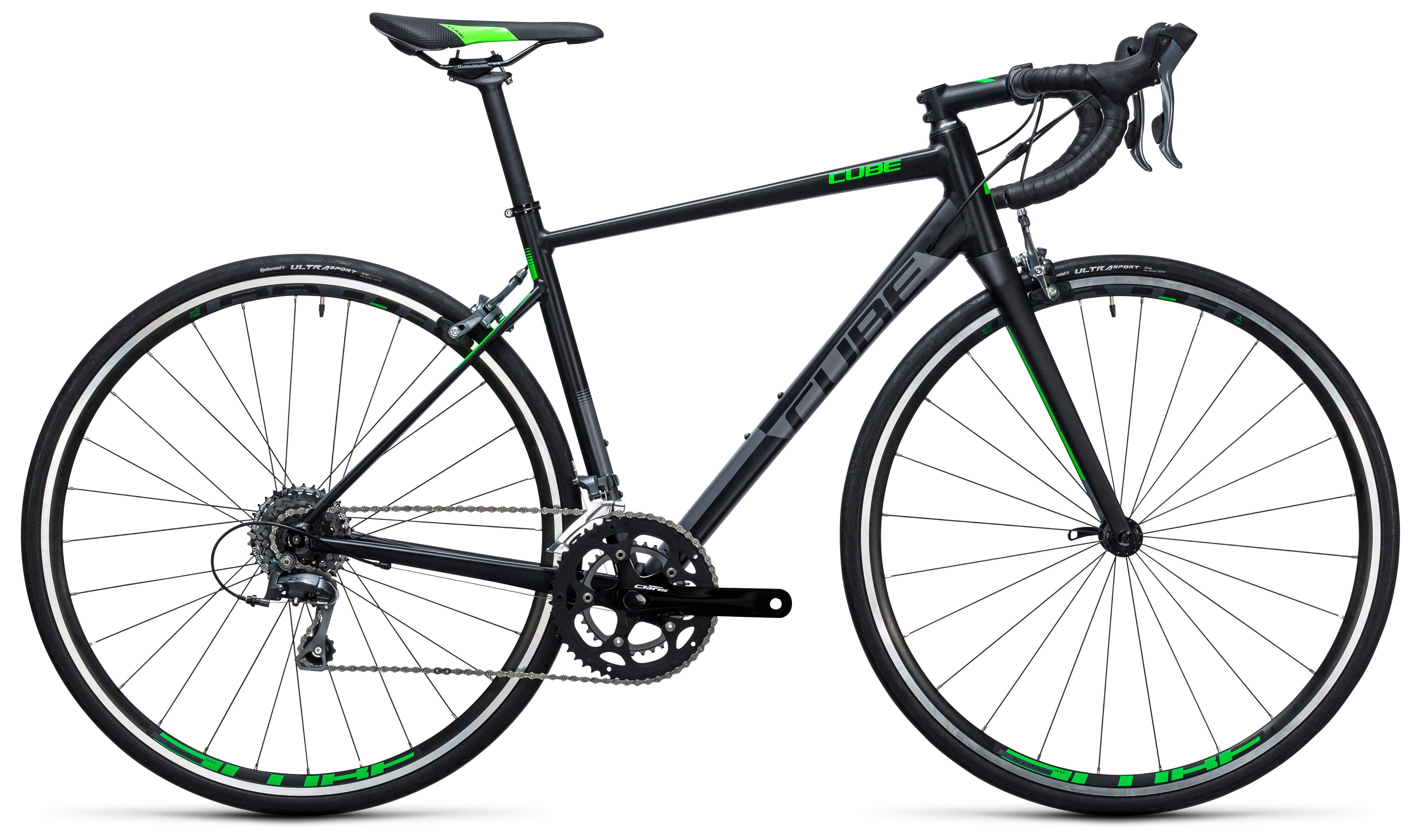 Велосипед Cube Attain 2017