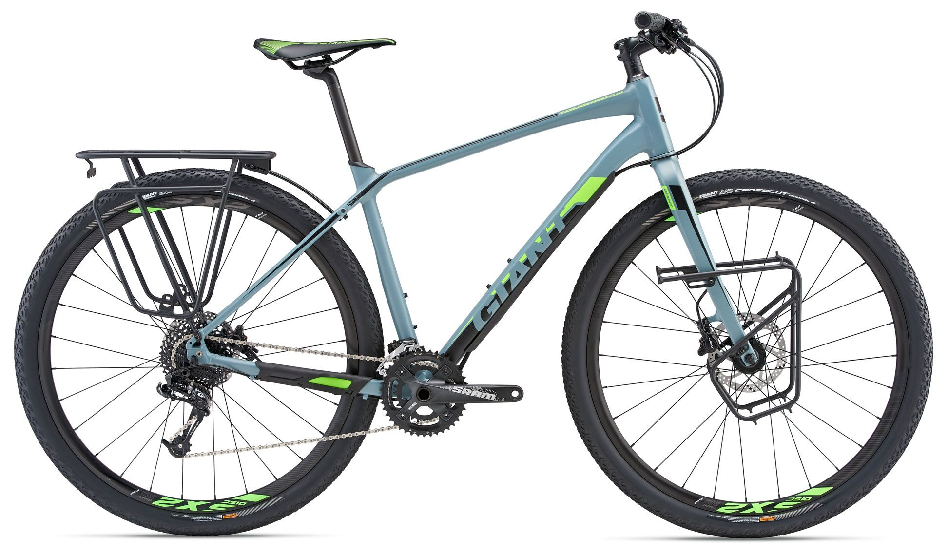 Велосипед Giant ToughRoad SLR 1 2018 велосипед giant tcr composite 2 compact 2014