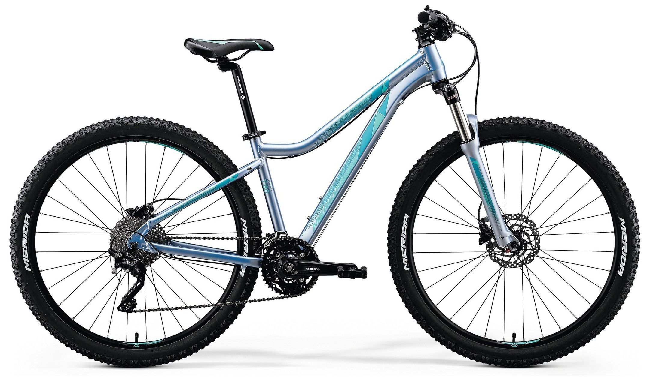 Велосипед Merida Juliet 7.80-D 2018