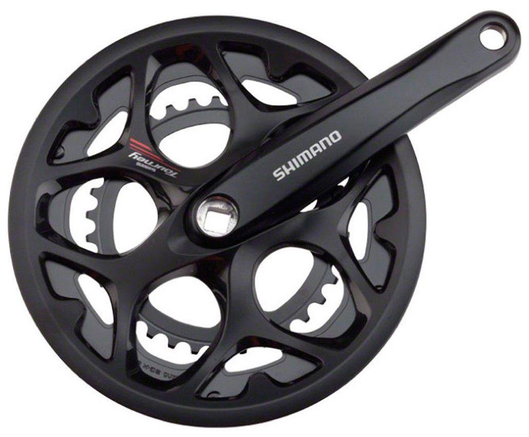 Запчасть Shimano Tourney A070, 170 мм, 50/34T (EFCA070C04C)
