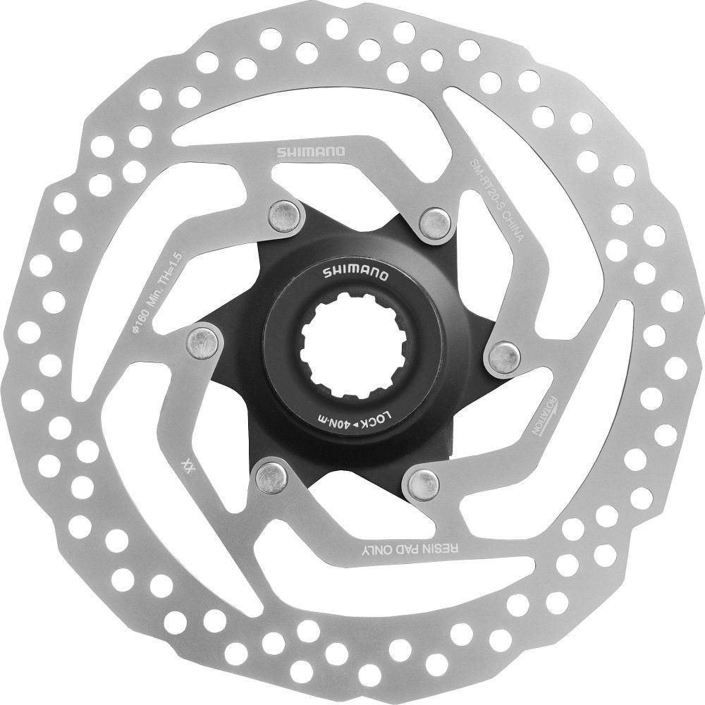 Запчасть Shimano тормозной диск RT20 (ESMRT20S)
