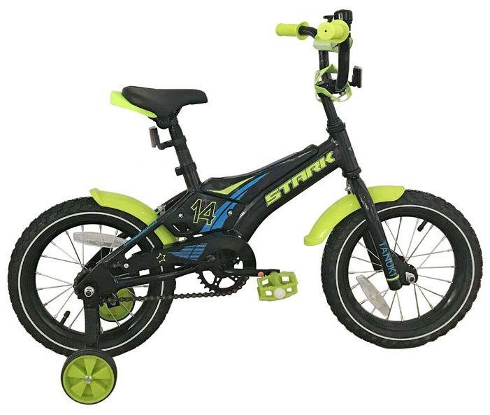 Велосипед Stark Tanuki 14 Boy 2018,  Детские  - артикул:292790