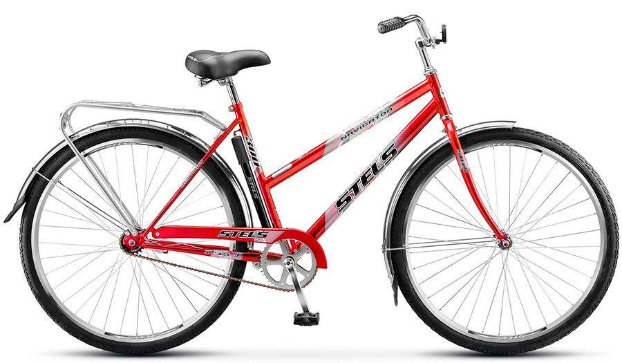 Велосипед Stels Navigator 300 Lady 28 (Z010) 2018 велосипед stels navigator 350 gent 28 z010 20 синий