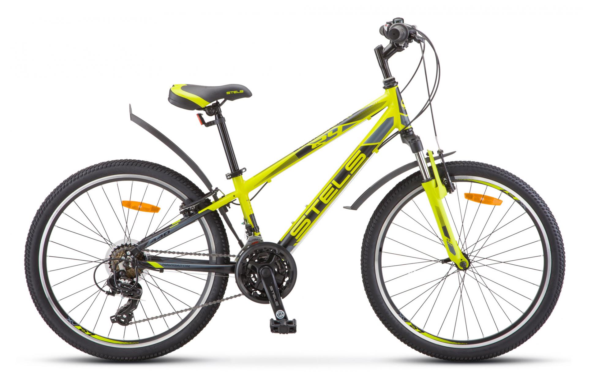 Велосипед Stels Navigator 440 V 24 V030 2019 велосипед stels navigator 500 md 26 v030 2017