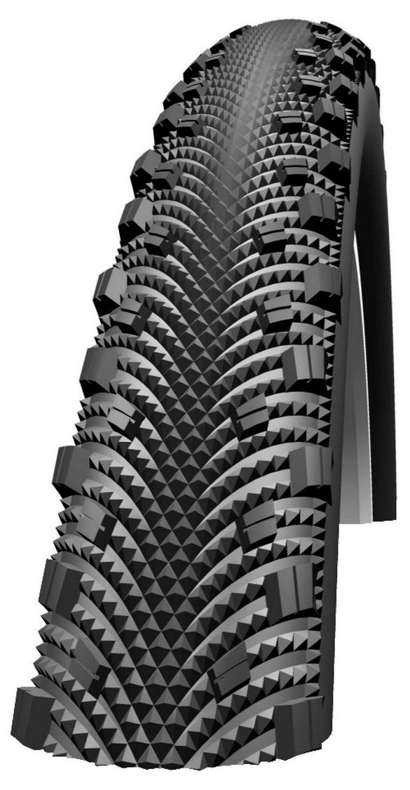 Запчасть Schwalbe Sammy Slick RaceGuard, Folding 54-559, 26х2,1 зажимы blunt 2 bolt clamp oil slick