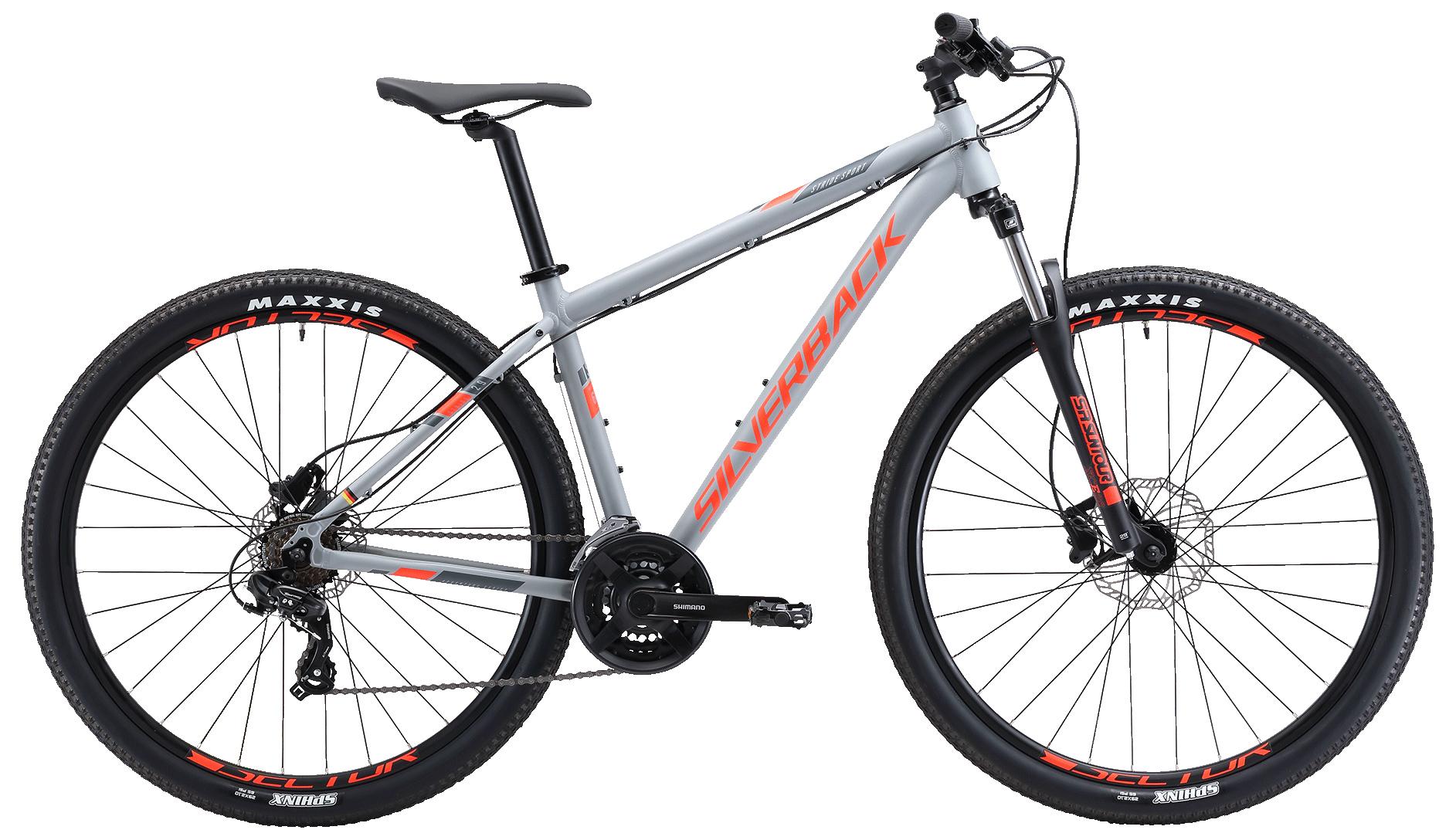 Велосипед Silverback Stride 29 Sport 2019 велосипед silverback stride 15 2016