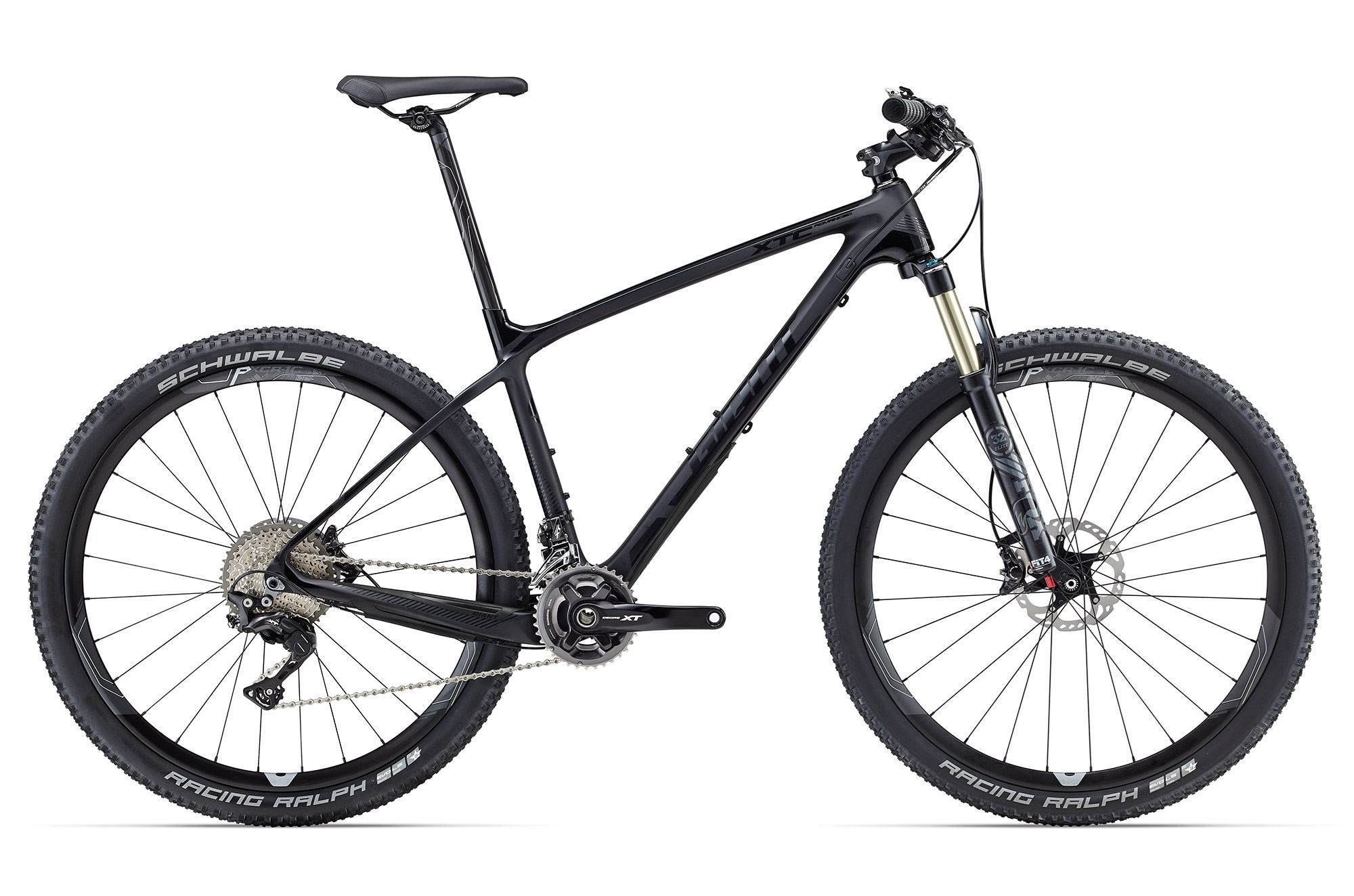 Велосипед Giant XtC Advanced 27.5 1 2016 велосипед giant xtc composite 1 2013