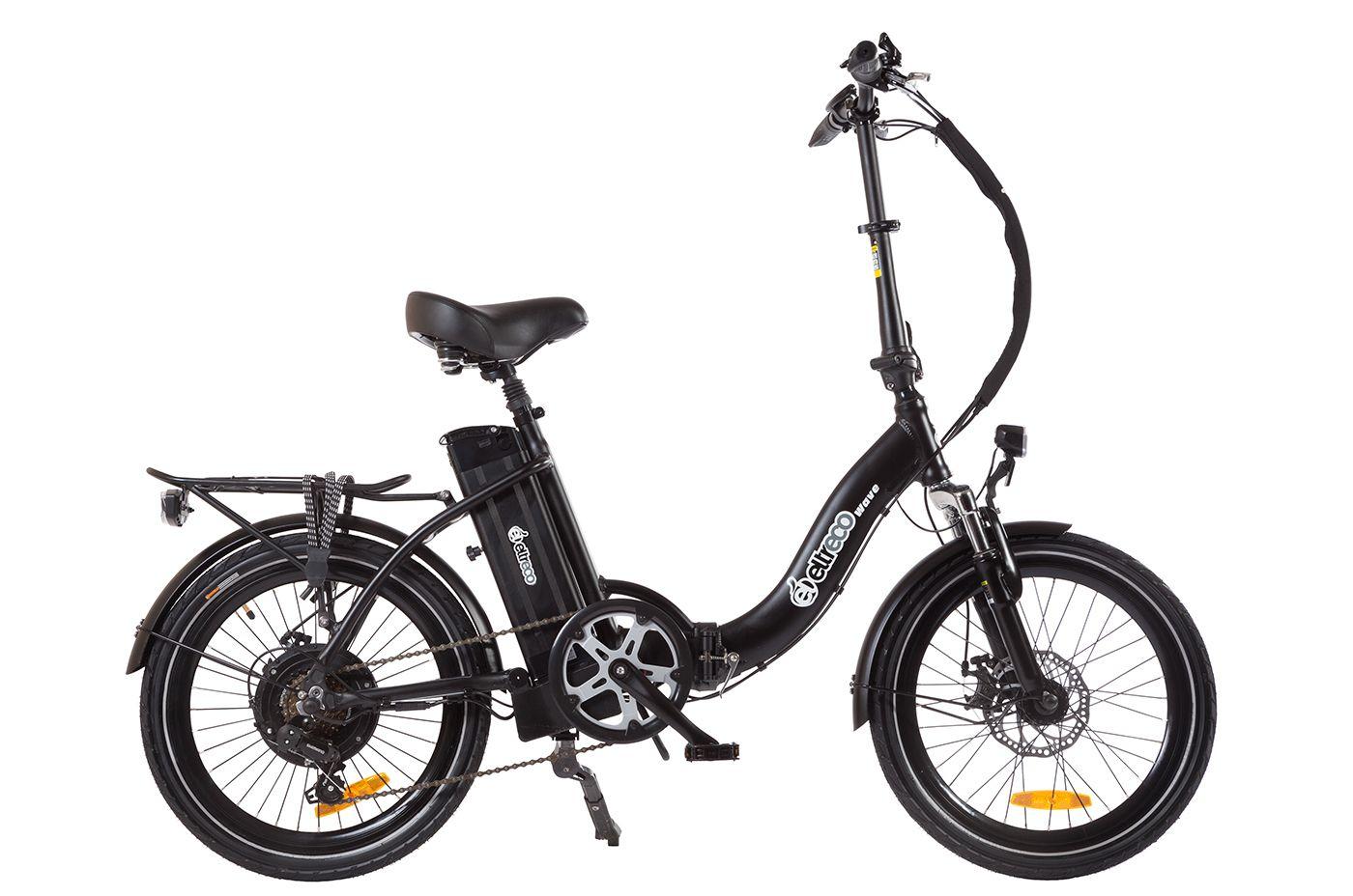 Велосипед Eltreco Wave 500W Spoke 2016 цена 2017