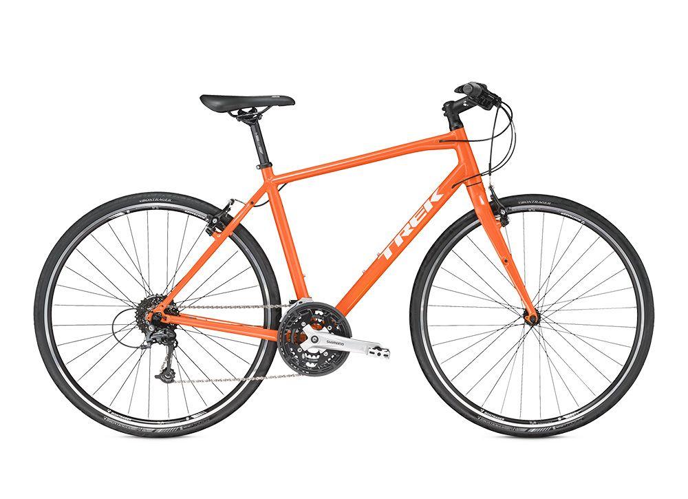 Велосипед Trek 7.4 FX 2016,  Городские  - артикул:284874