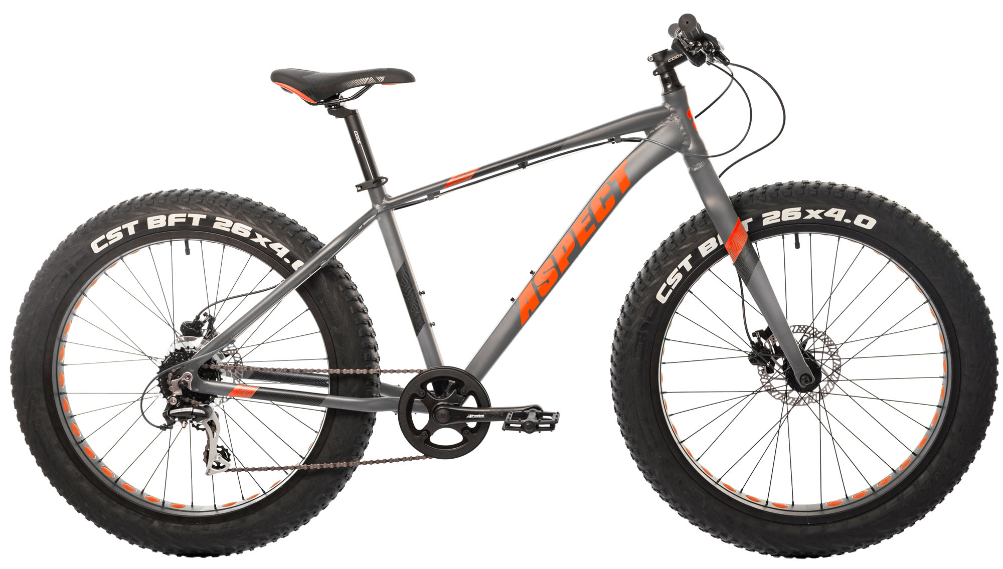 Велосипед Aspect Discovery 2019