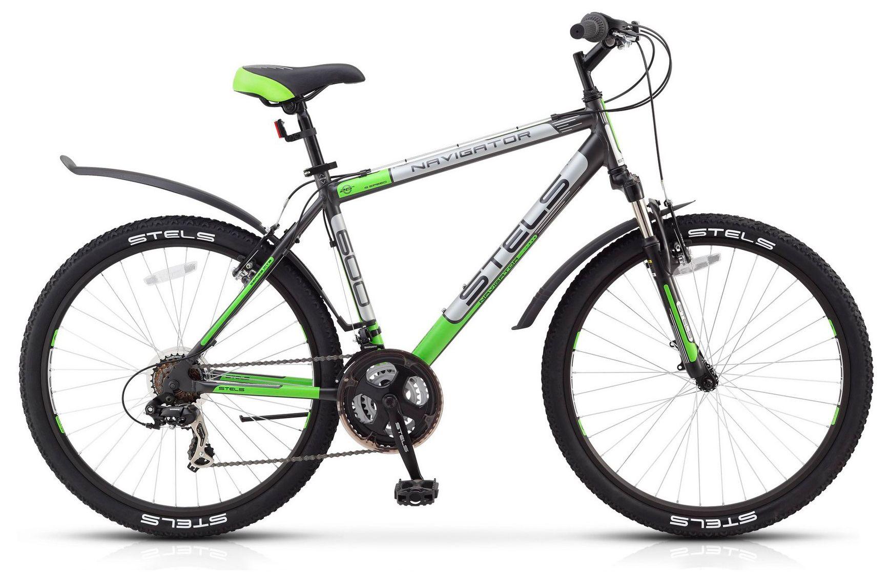 Велосипед Stels Navigator 600 V (V030) 2017 велосипед stels navigator 600 v 2016