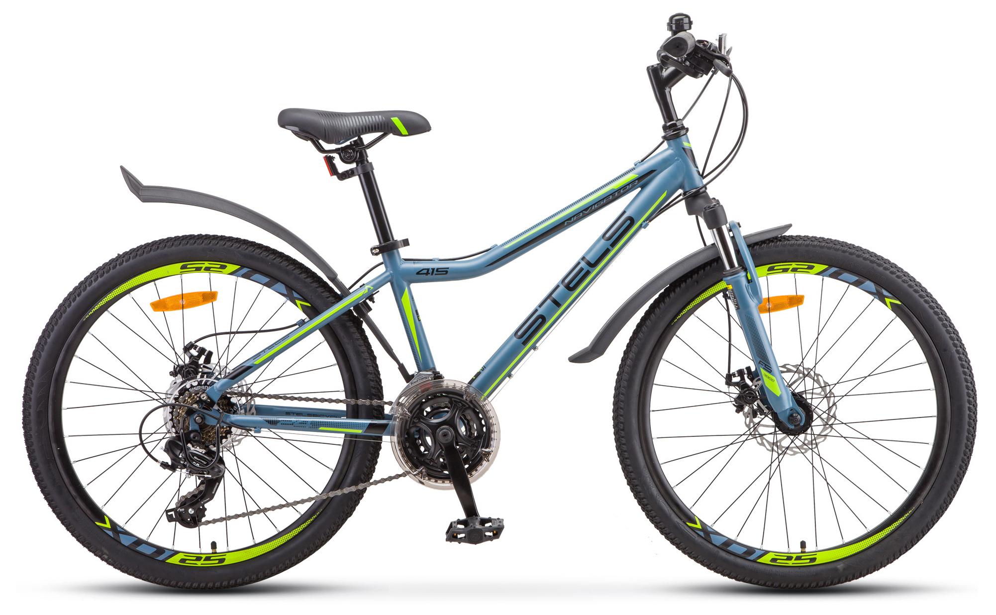 цена на Велосипед Stels Navigator 415 MD 24 21-sp (V010) 2019