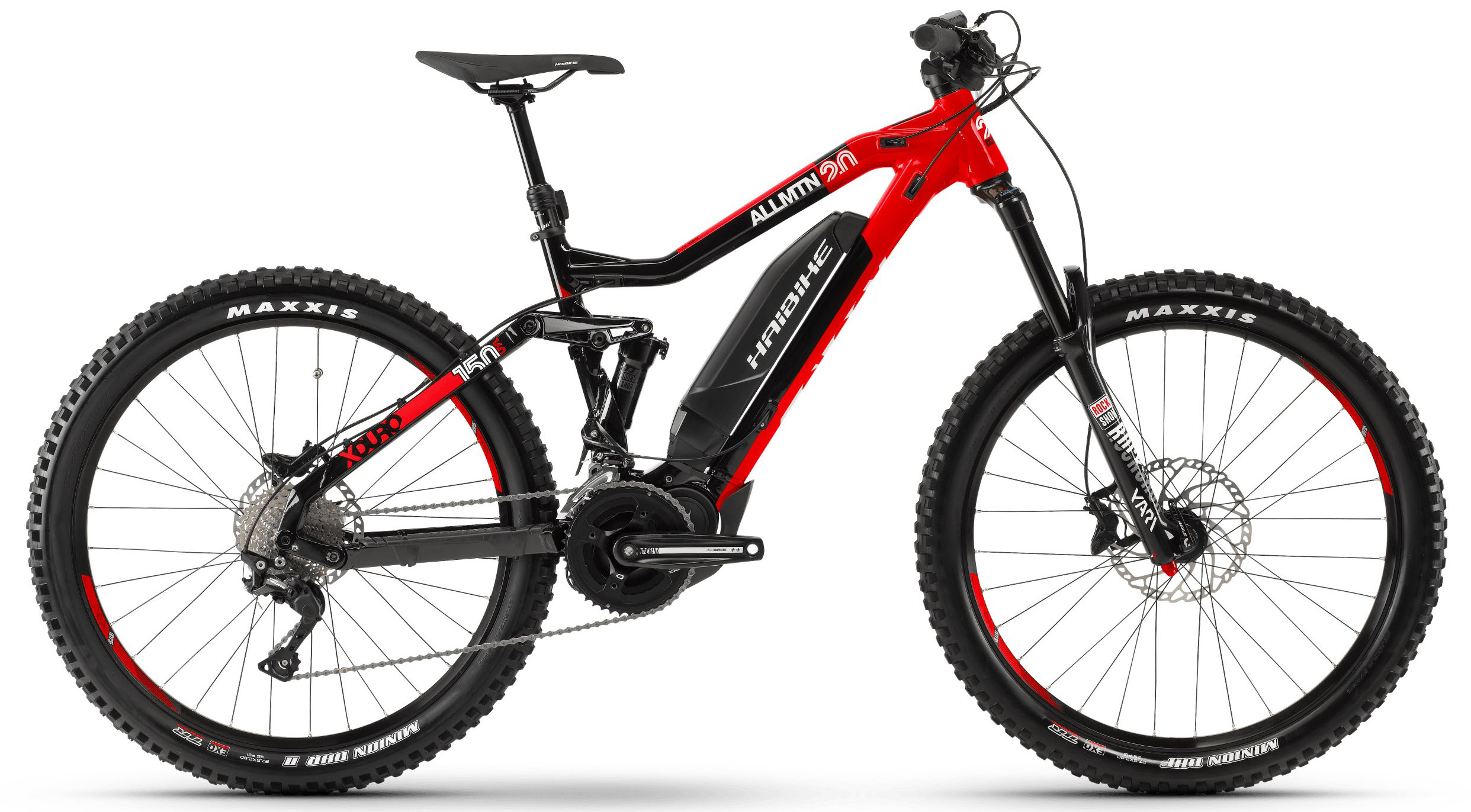 Велосипед Haibike XDURO AllMtn 2.0 500Wh 20-G Deore 2019 велосипед haibike xduro race 2015
