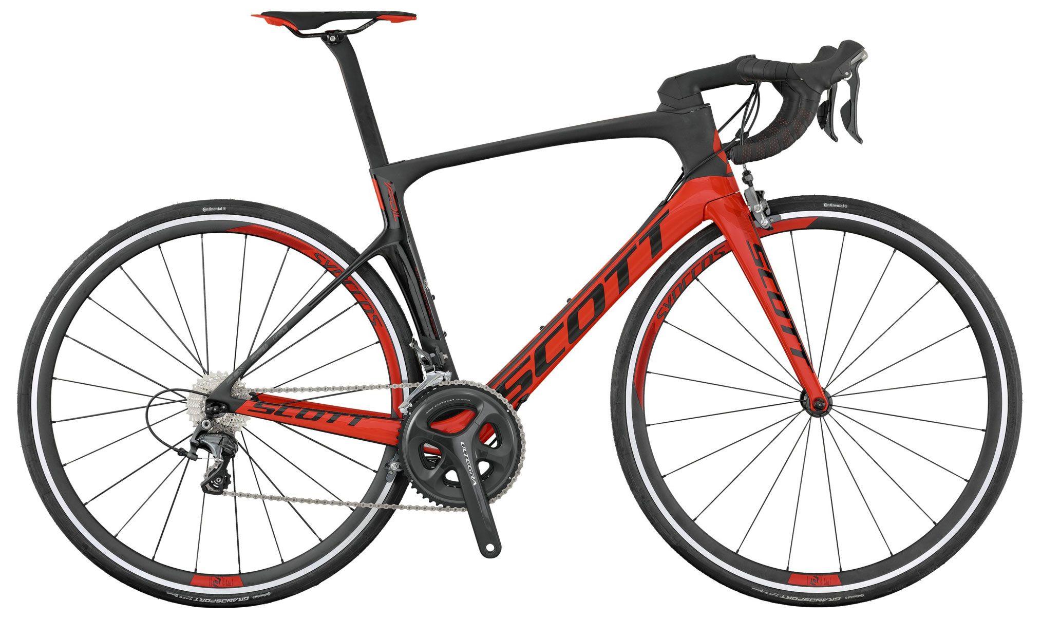 Велосипед Scott Foil 20 2017