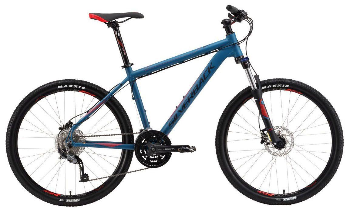 Велосипед Silverback Stride 10 2016 велосипед silverback syncra 1 2016