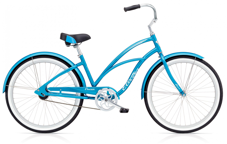 Велосипед Electra Cruiser Lux 1 Ladies 2017