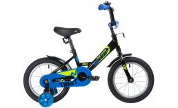 Детский велосипед от 1 до 3 лет  Novatrack  Twist 14  2020