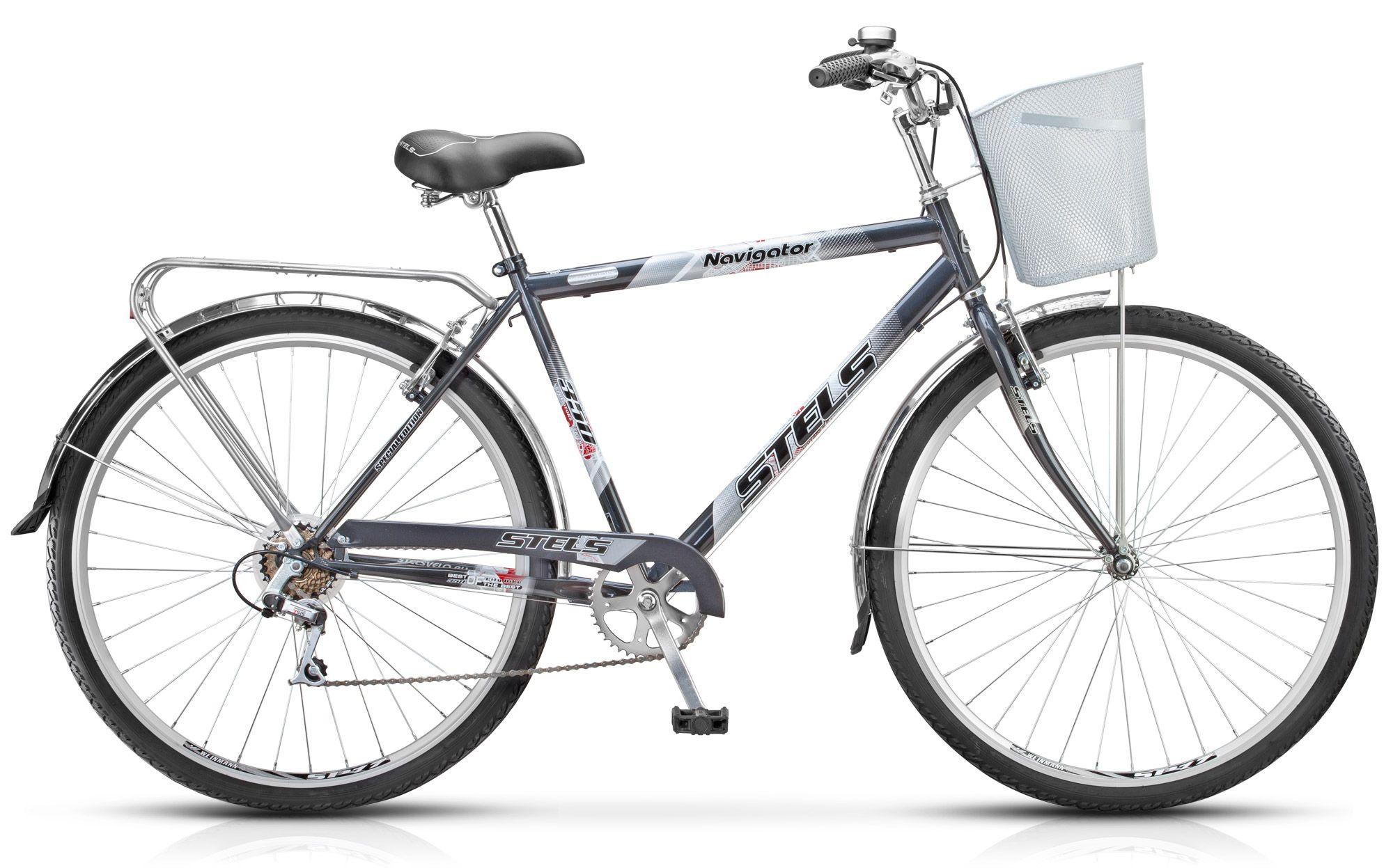 купить Велосипед Stels Navigator 350 Gent 2017 недорого