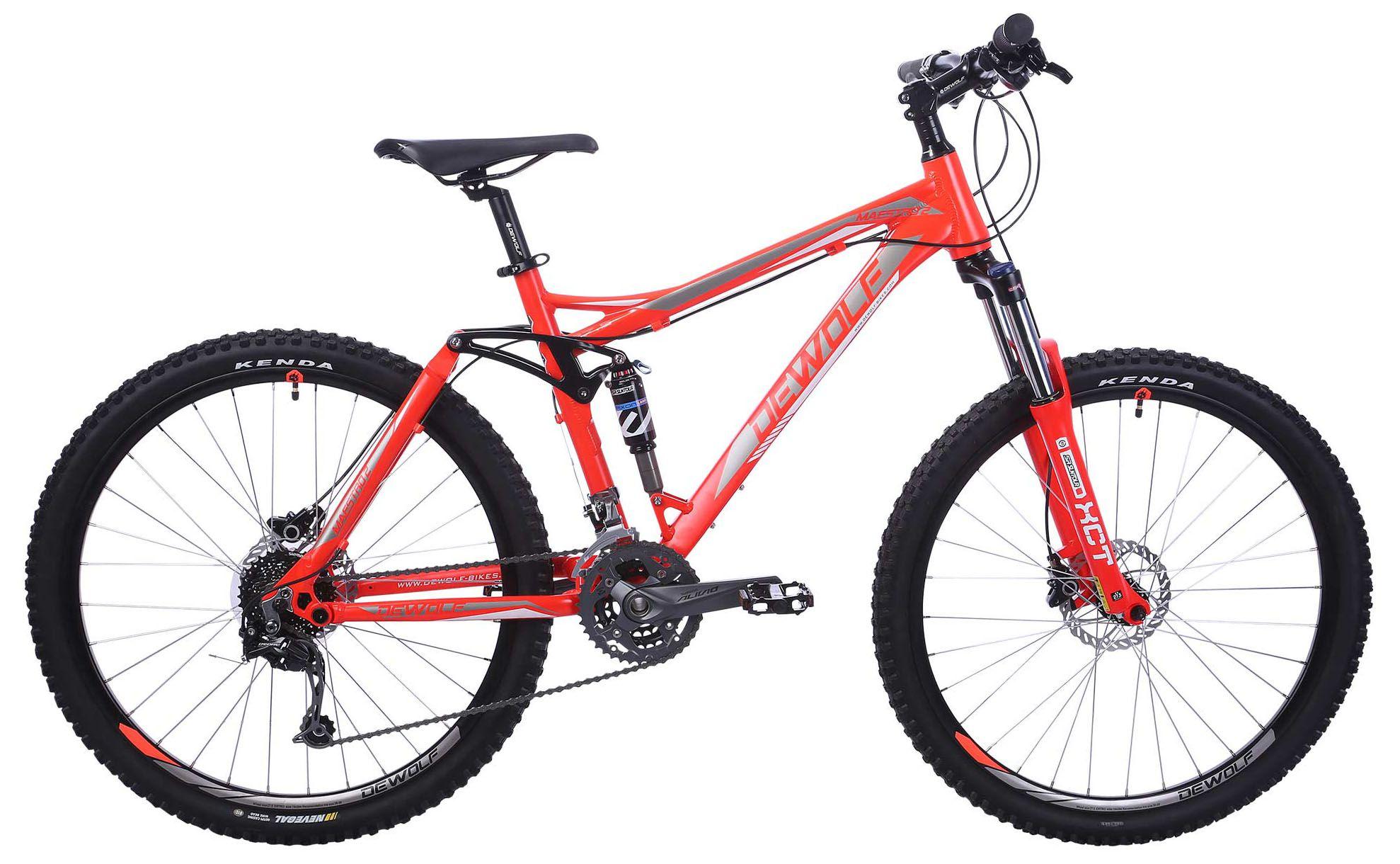 Велосипед Dewolf Maestro 2 2018
