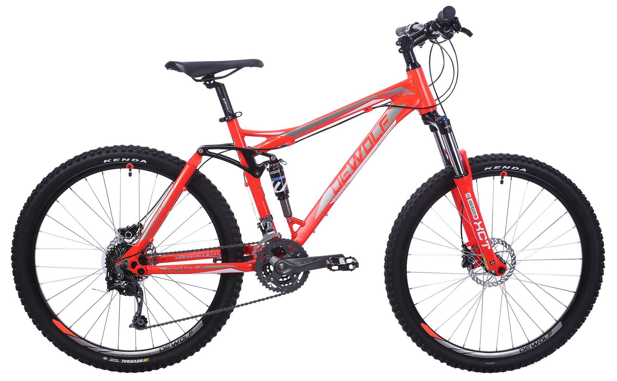 Велосипед Dewolf Maestro 2 2018 dewolf gl 40 2016