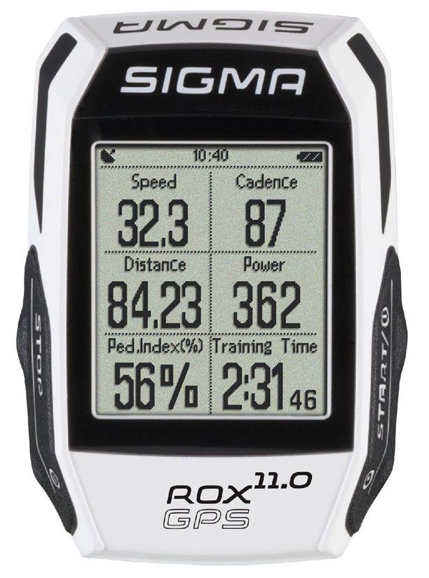 Товар SIGMA ROX 11.0 GPS Set,  велокомпьютеры  - артикул:288800