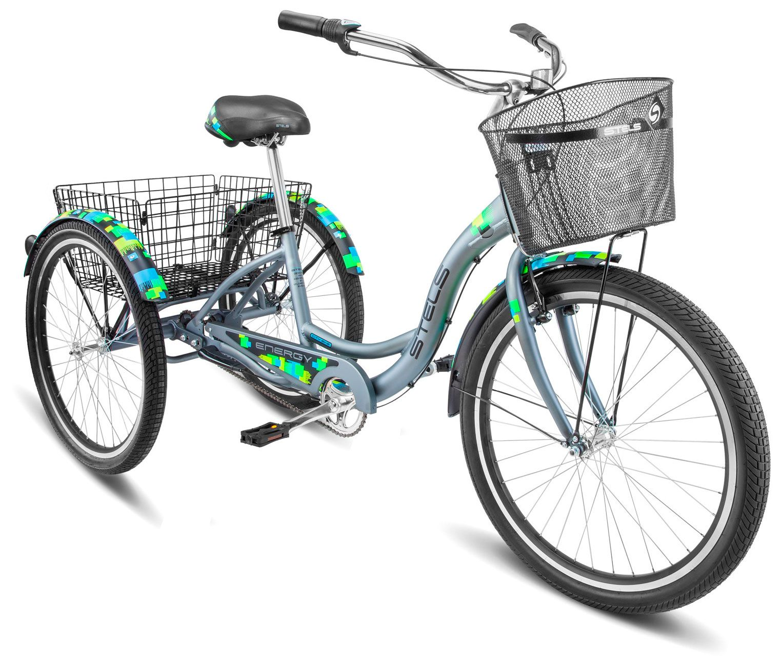 Велосипед Stels Energy III 26 (V030) 2018 energy