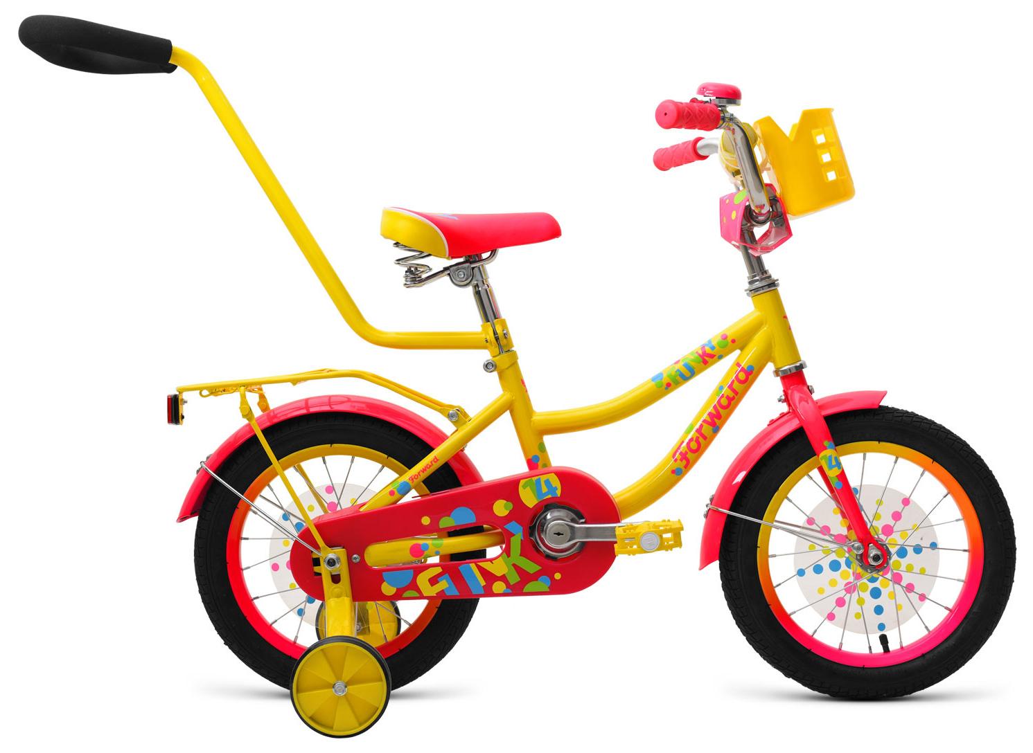 Велосипед Forward Funky 14 2019 forward funky 12 boy 2016
