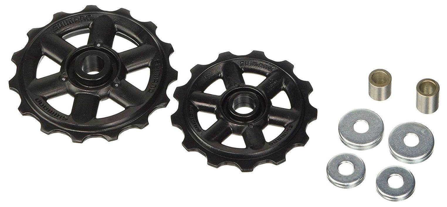 Запчасть Shimano ролики переключателя 8/7ск,  верхн+нижн, к RD-M310