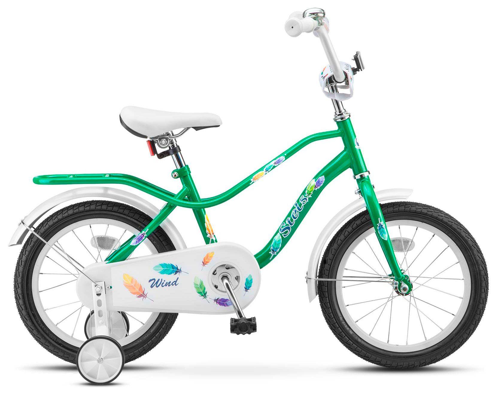 Велосипед Stels Wind 14 (Z010) 2018,  Детские  - артикул:292916
