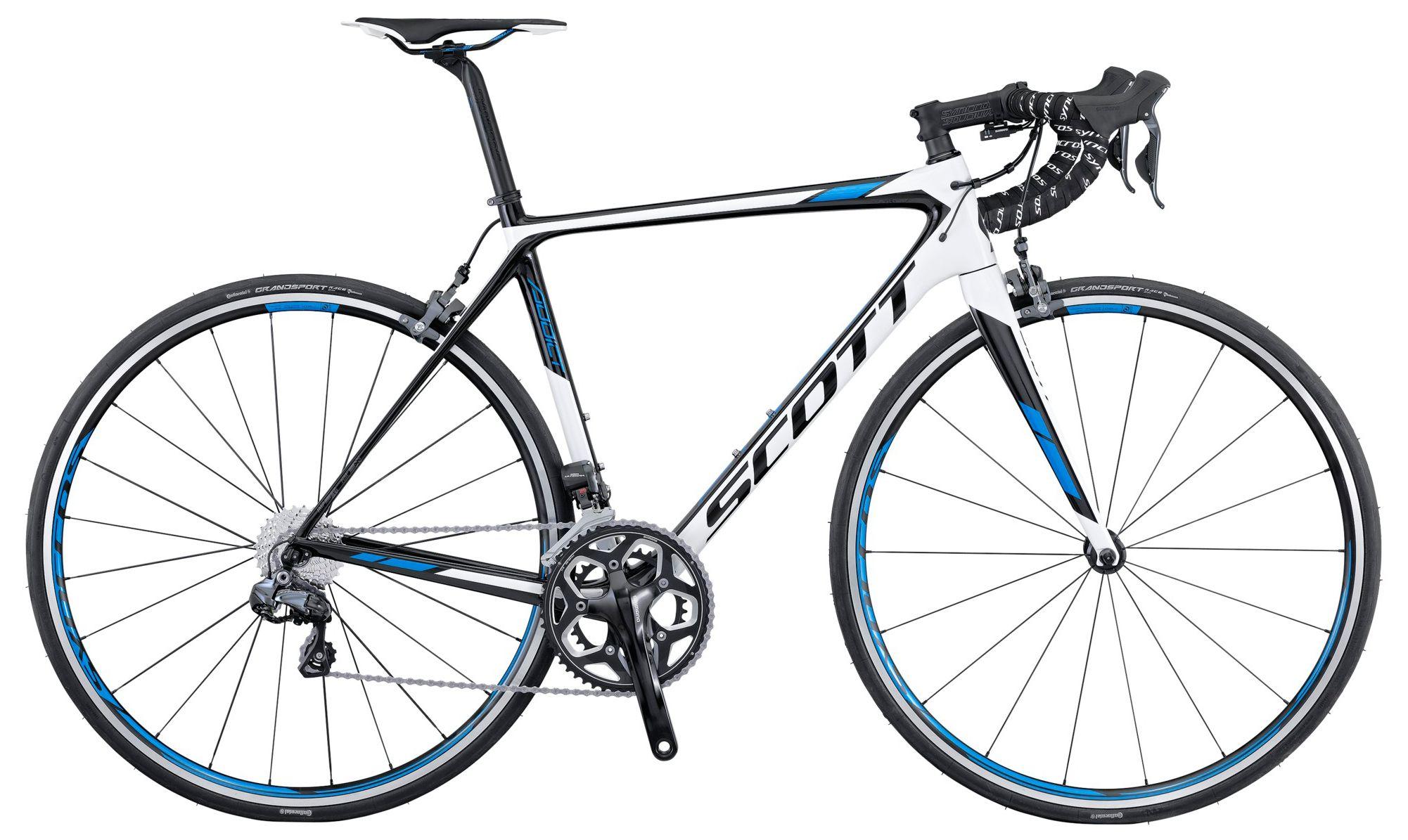 Велосипед Scott Addict 15 2016 scott addict sl compact 2015