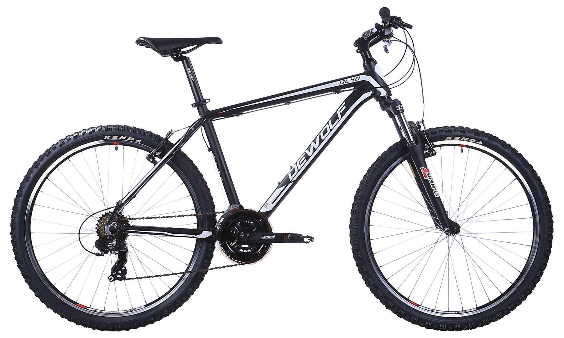 Велосипед Dewolf GL 40 2018 велосипед dewolf wave 210 2018