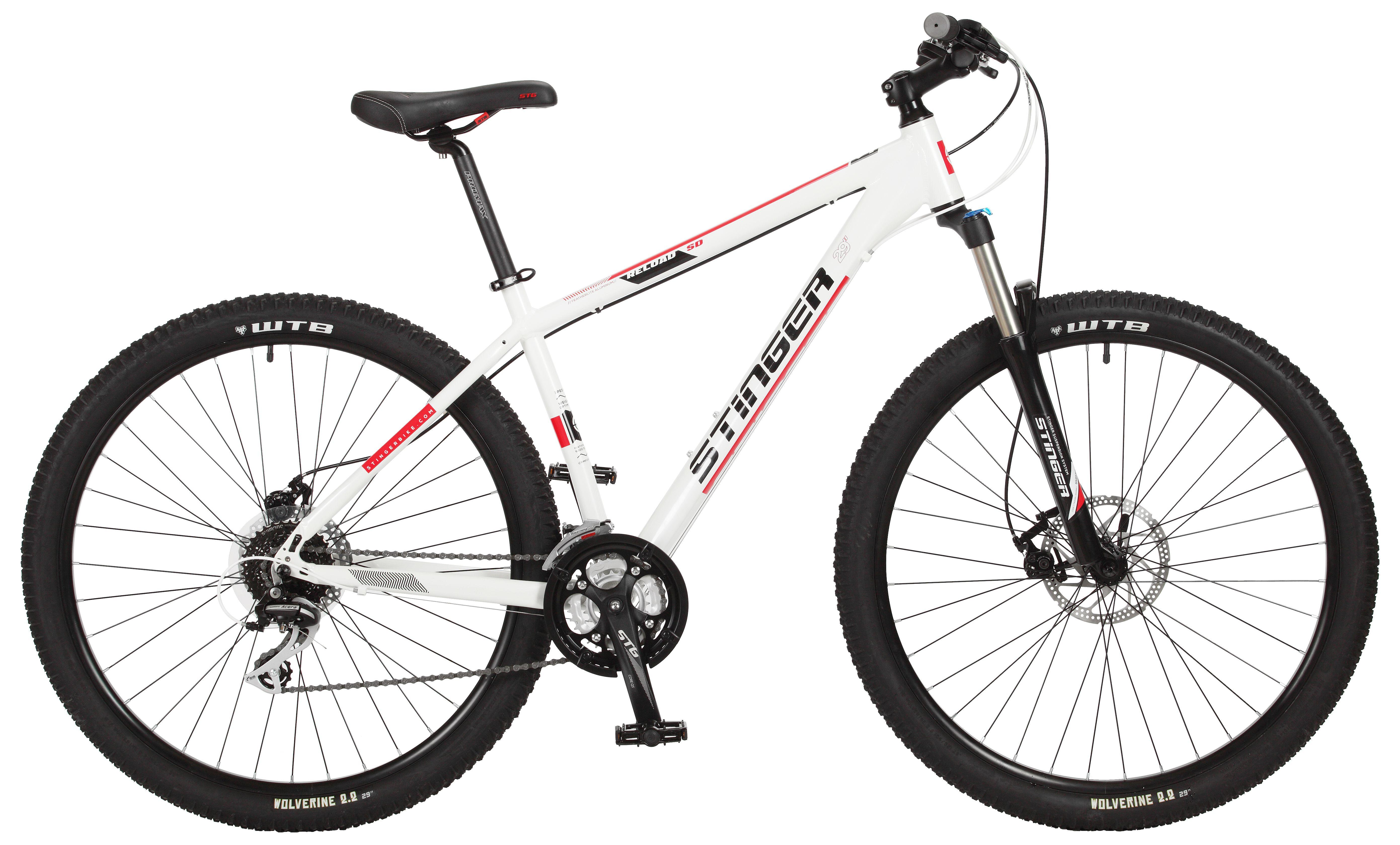 Велосипед Stinger Reload SD 29 2017 дрипка reload 24 rda стальная клон