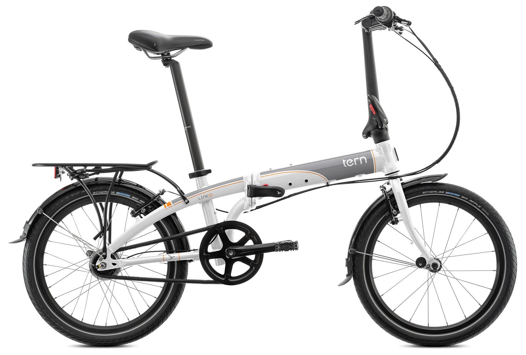 Велосипед Tern Link D7i 2017 цена 2017