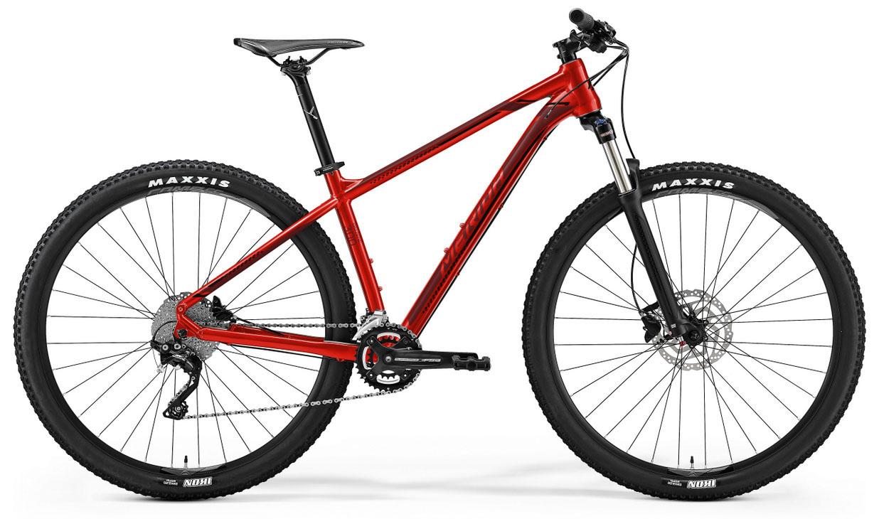 Велосипед Merida Big.Nine 300 2019