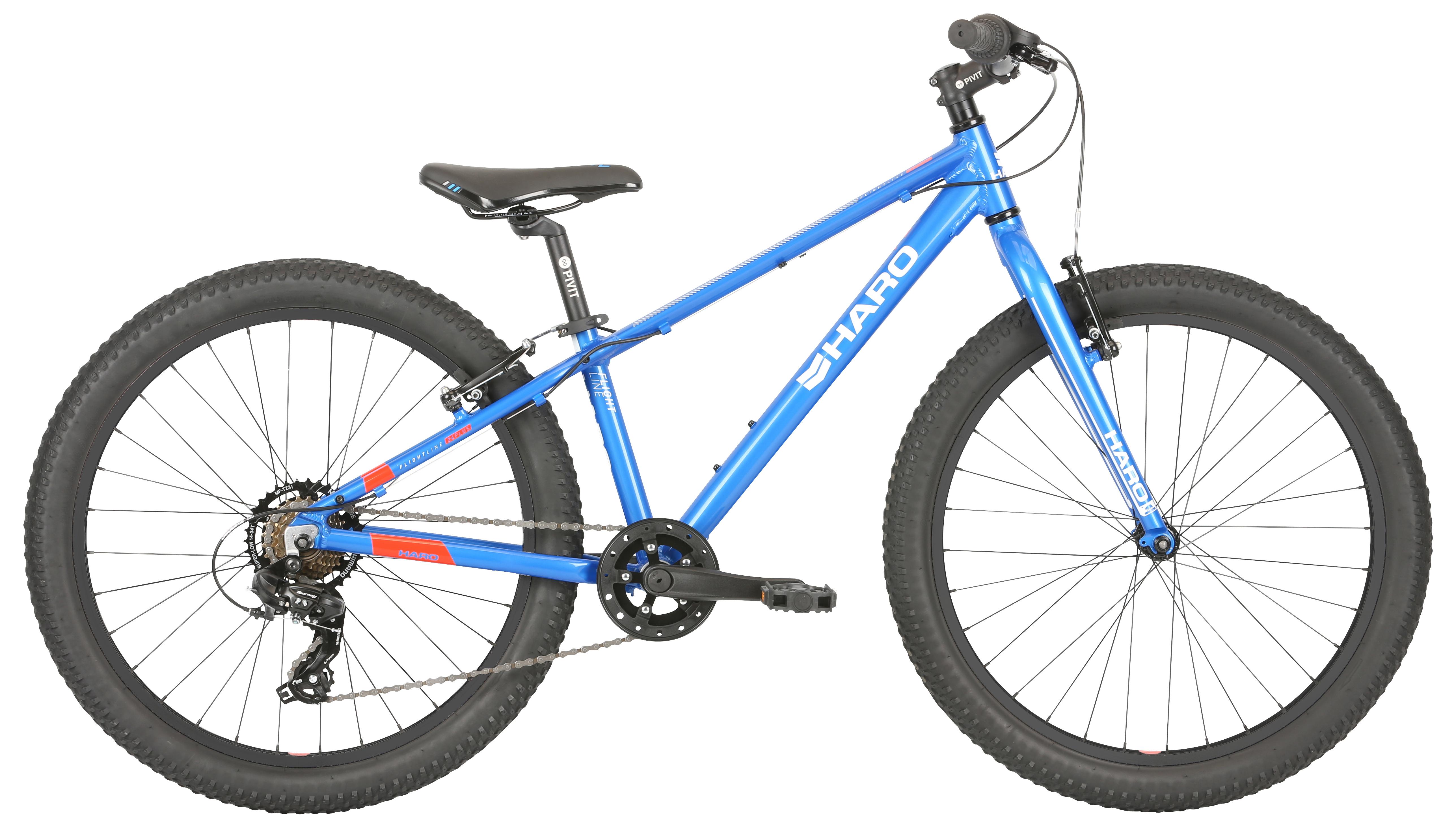 Велосипед Haro Flightline 24 Plus 2019 цена