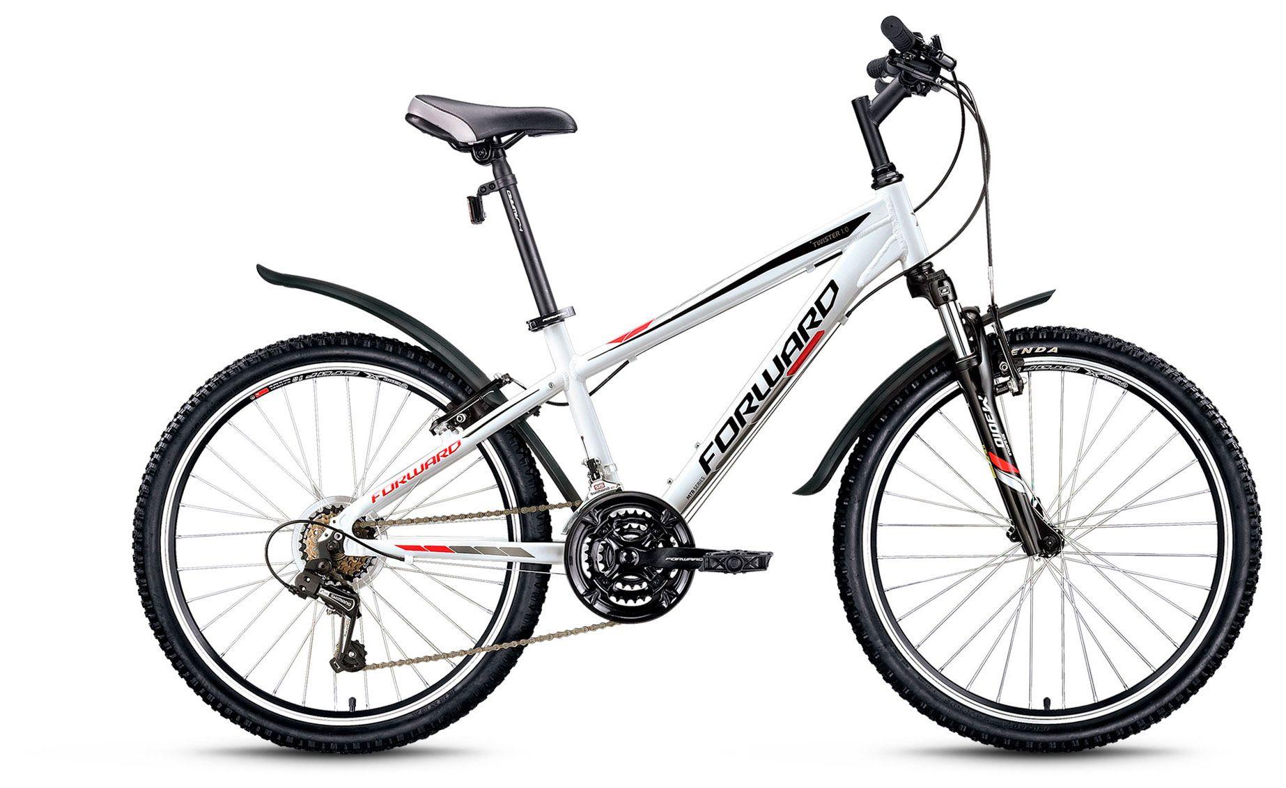 Велосипед Forward Twister 1.0 2018 велосипед forward rivera 1 0 2018