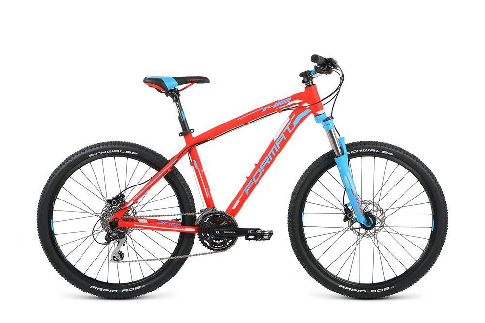 Велосипед Format 1412 26 2016 велосипед format 1412 29 2017