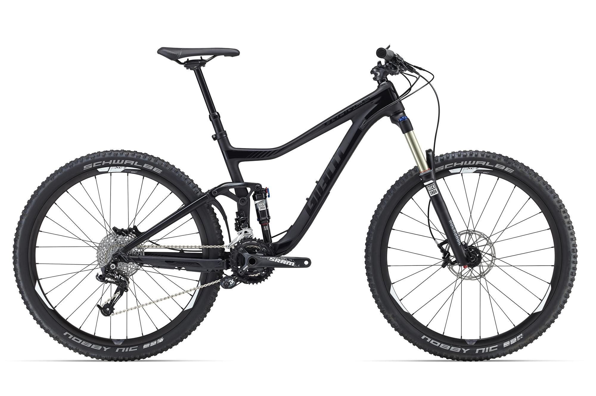 Велосипед Giant Trance Advanced 27.5 2 2016 велосипед giant trance advanced 27 5 1 2016