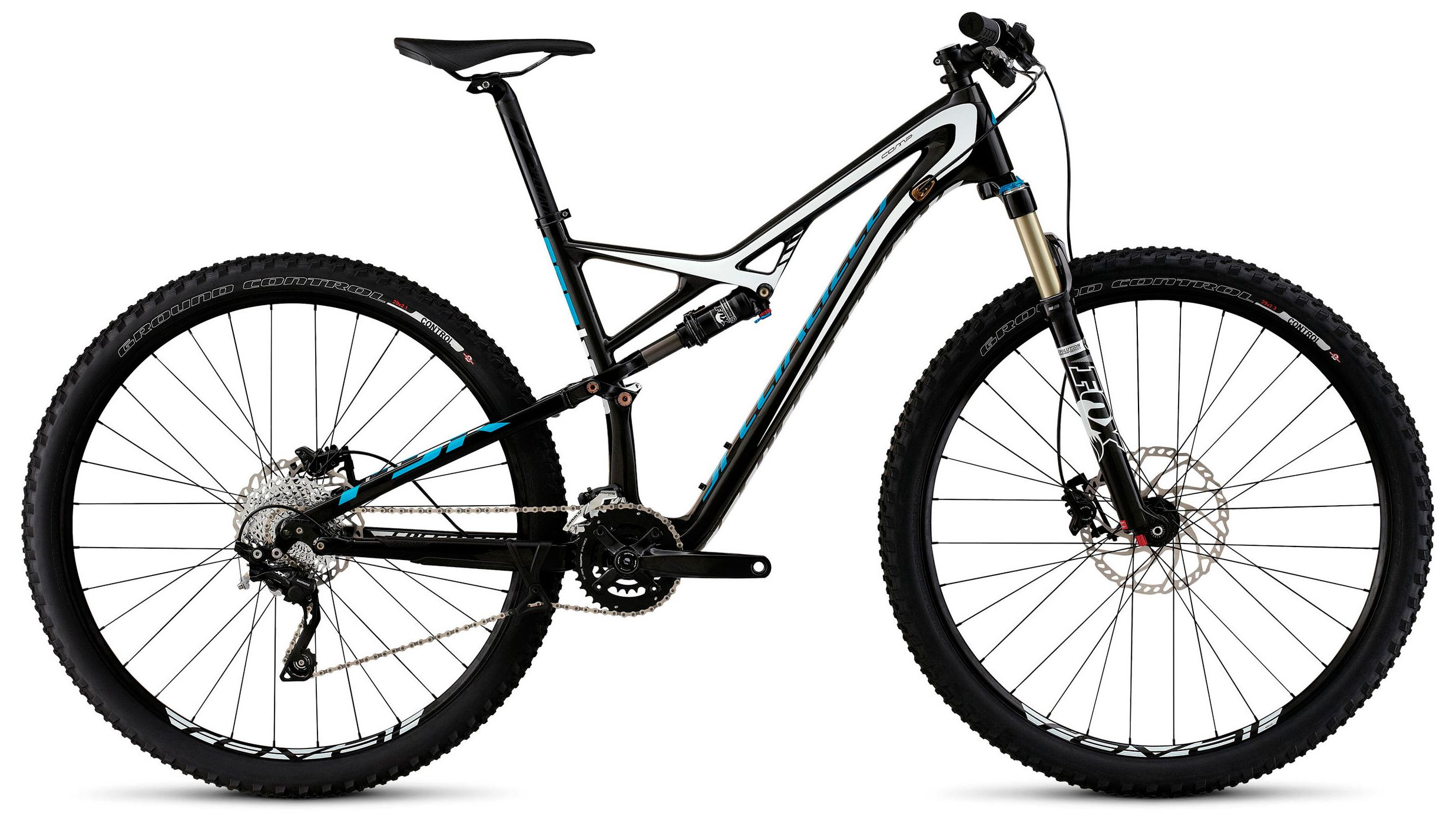 Велосипед Specialized Camber Comp Carbon 29 2016