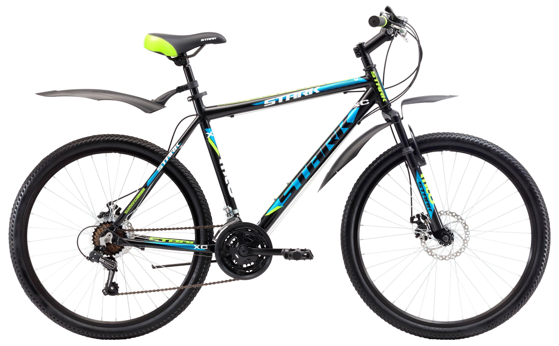 Велосипед Stark Outpost 26.1 D 2017 велосипед stark outpost disc 2016 черно красный 18