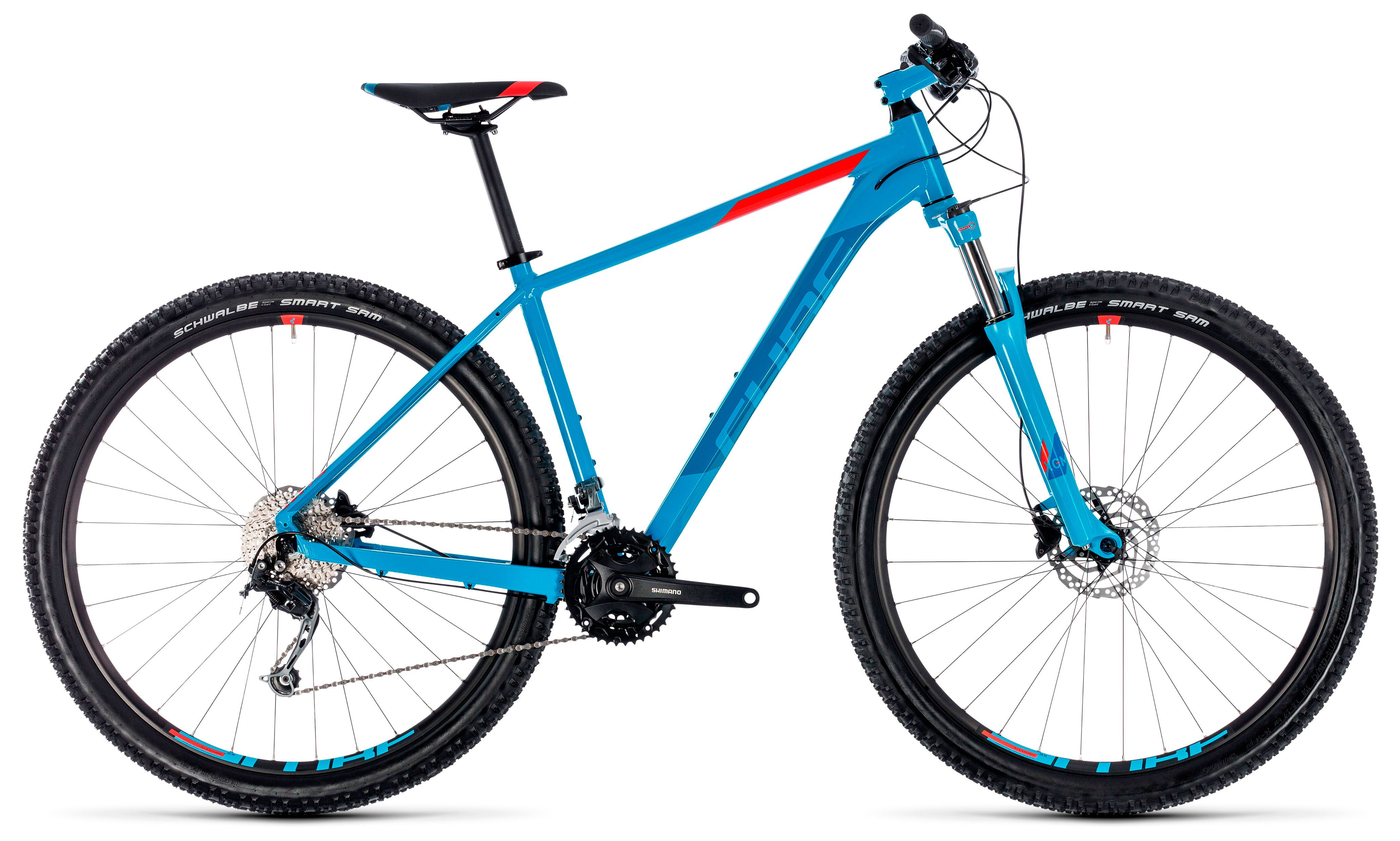 Велосипед Cube AIM SL 29 2018 велосипед cube analog 29 2015