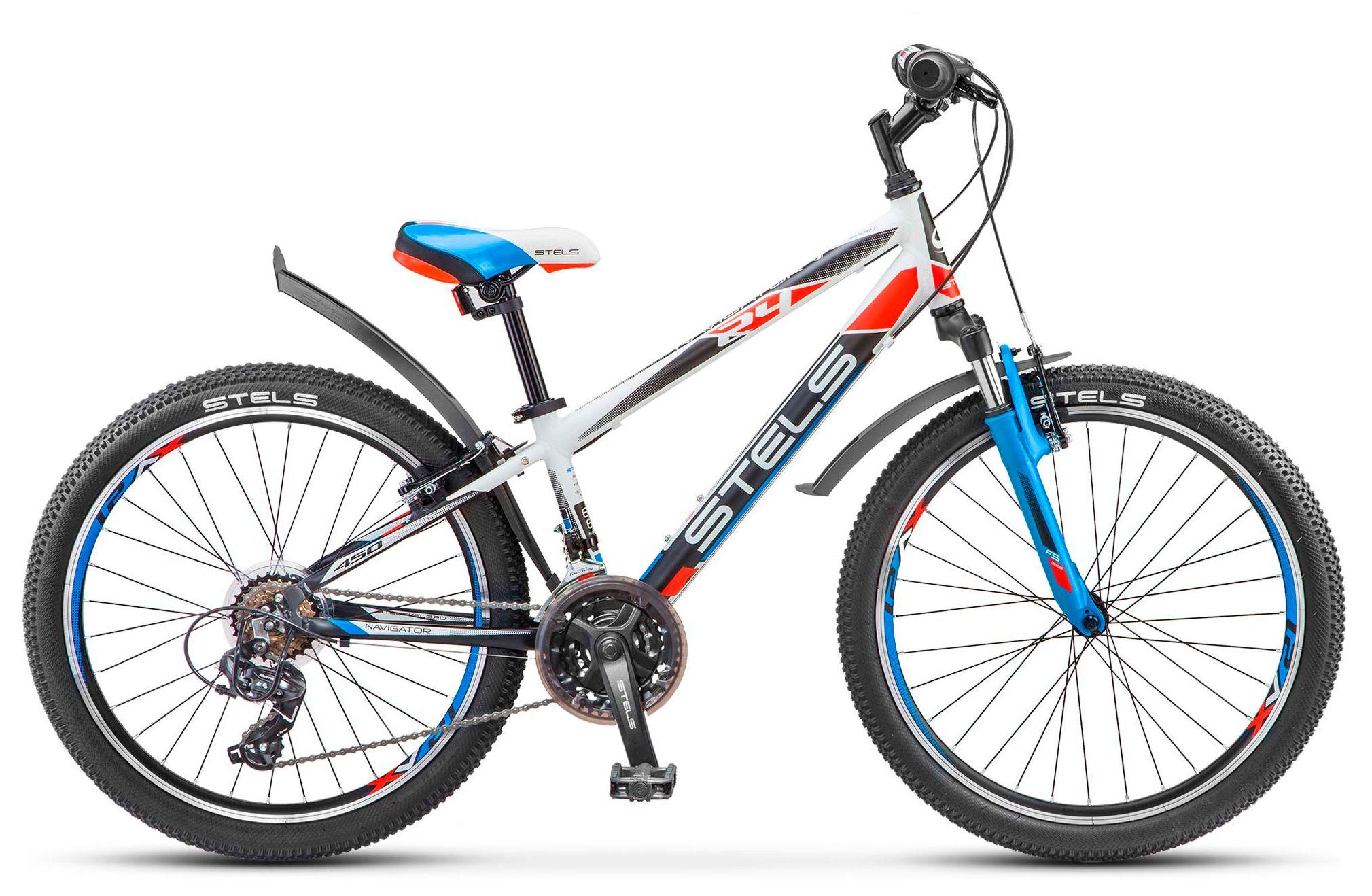 Велосипед Stels Navigator-450 V (V021) 2017 велосипед stels navigator 380 2016