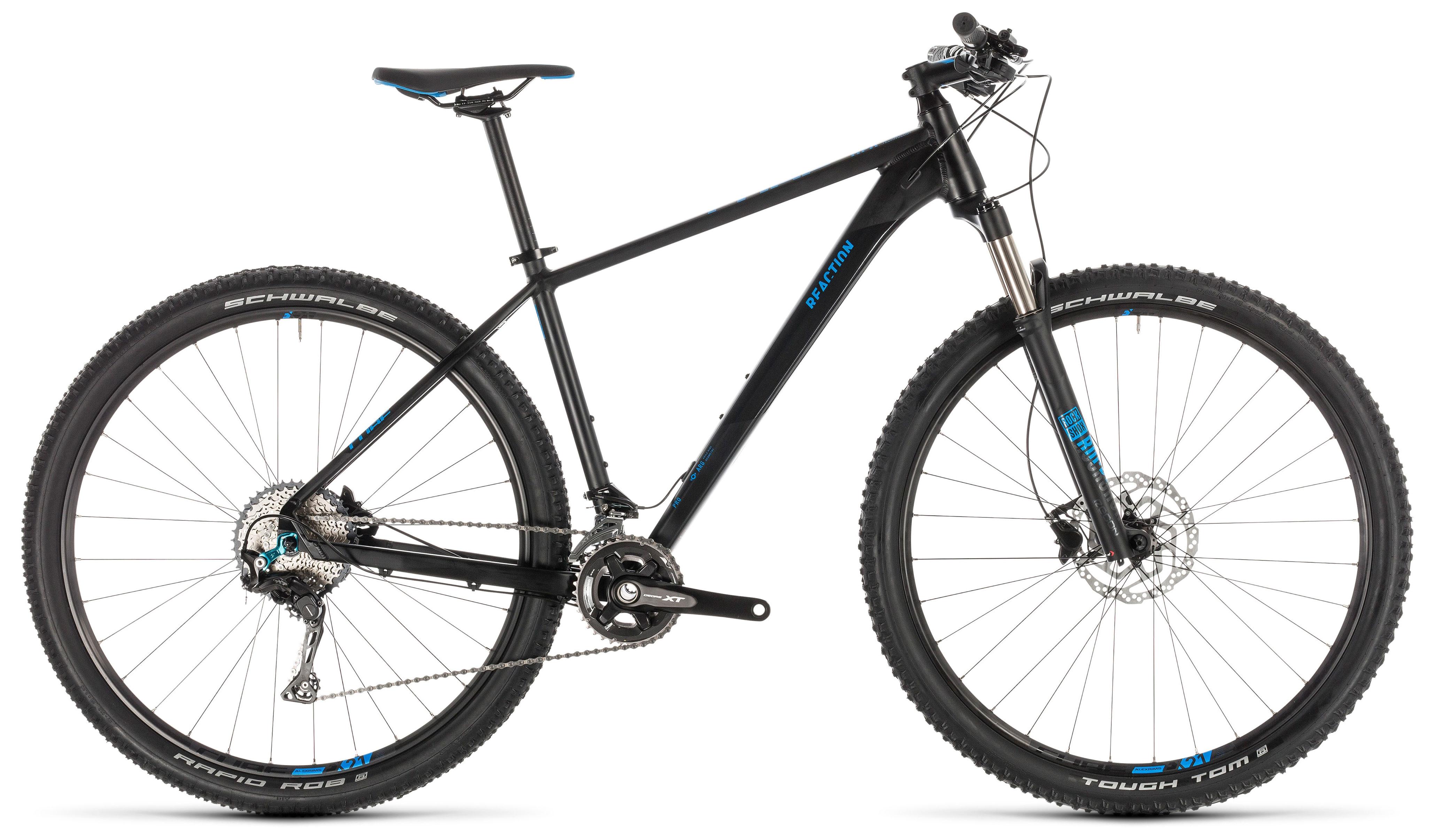 Велосипед Cube Reaction Pro 29 2019 стоимость