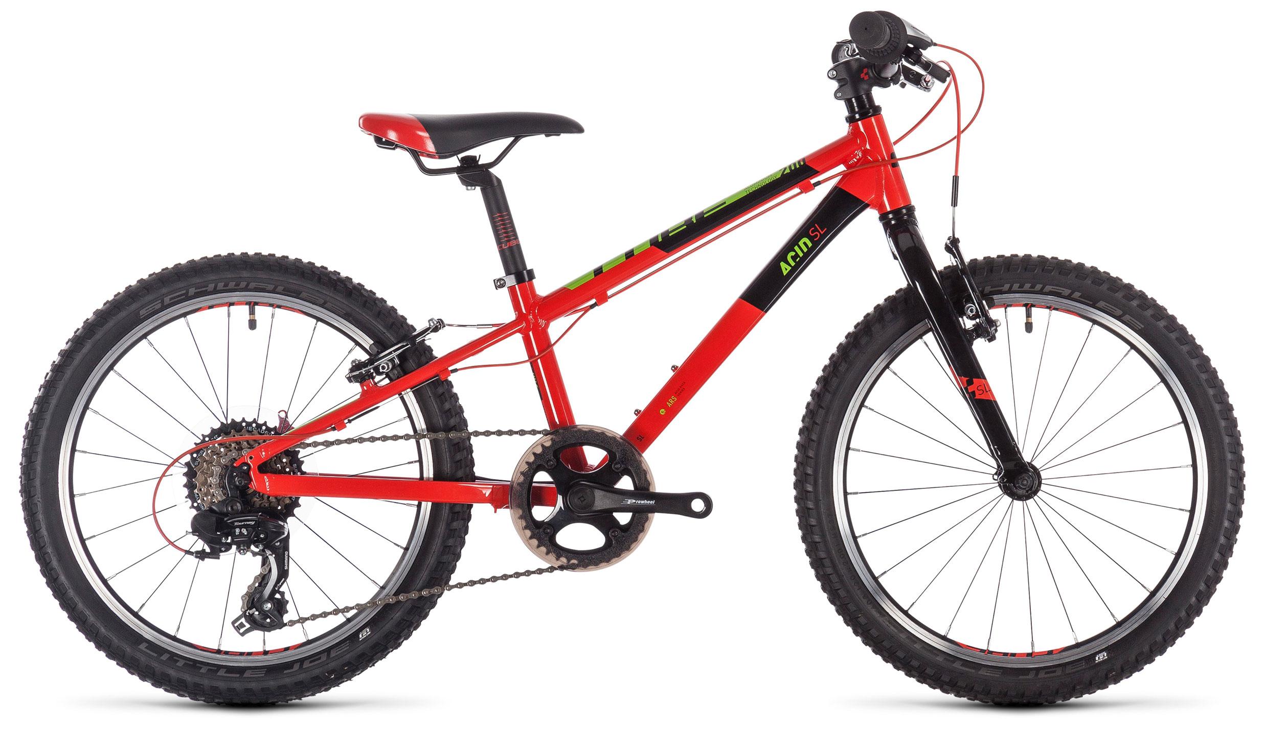 Велосипед Cube Acid 200 SL 2019 цена 2017